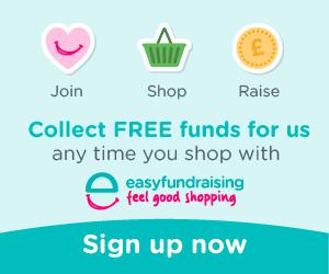 Easyfundraising banner
